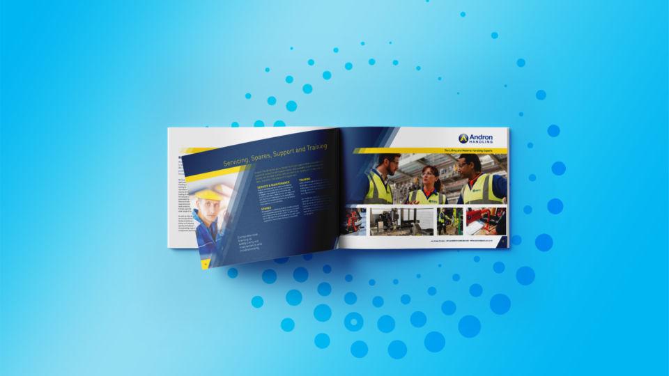 andron handling engineering marketing testimonial integrated marketing communications strategy