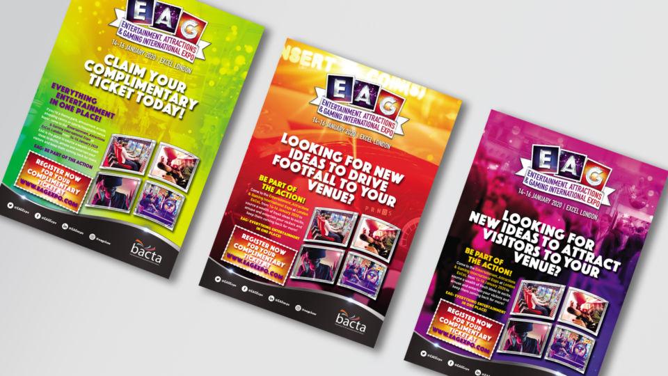 EAG exhibition marketing strategy testimonial